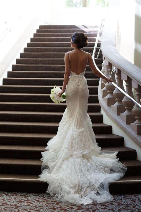 gorgeous wedding dresses  train