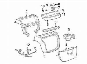 Chevrolet Express 3500 Console Tray  Diesel  Motors