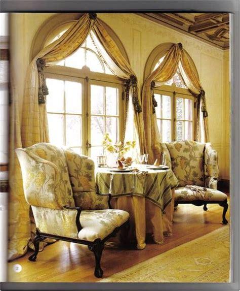 arched window treatments ideas  pinterest