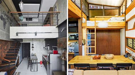 Loft 8 Home Interior : 9 Amazing Small-space Ideas From Loft Homes