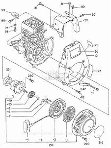 Robin  Subaru Ec12 Parts Diagram For Cooling  Starting