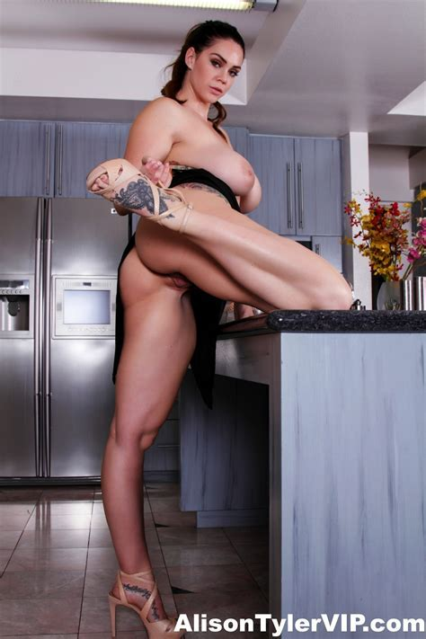 Welcome To Hot Alison Tyler