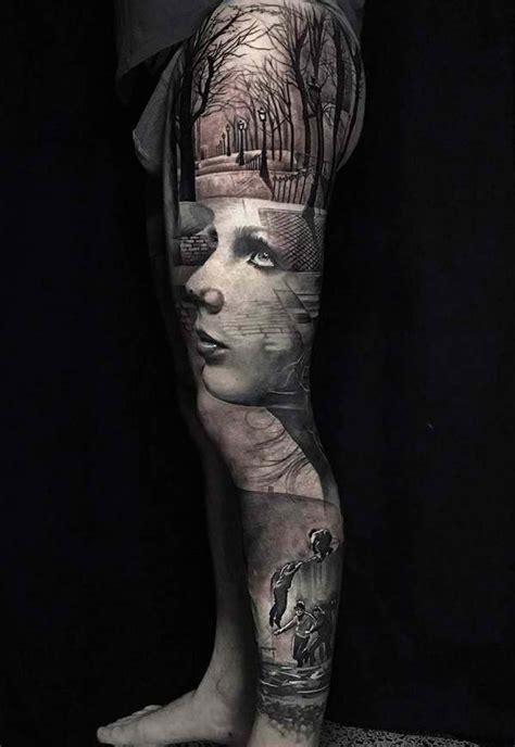 3d bein top 100 bein tattoos f 252 r m 228 nner und frauen 2018 187 tattoosideen