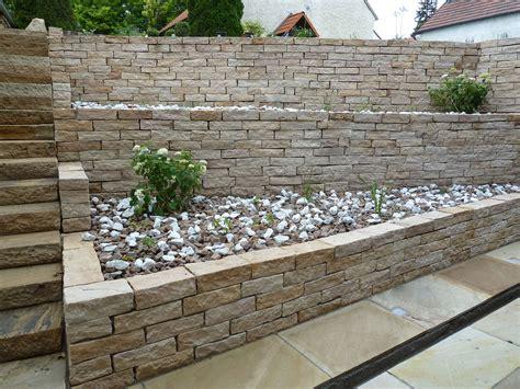 Mörtel Für Natursteinmauer by Natursteinmauer I Gartengestaltung Hertl