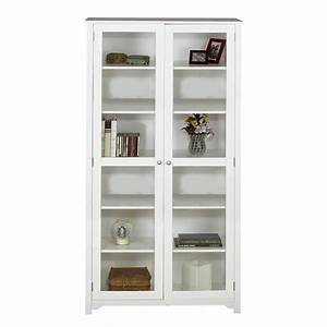 Home Decorators Collection Oxford White Glass Door