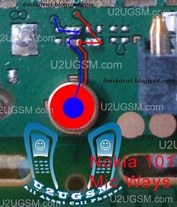 Nokia 101 Mic Problem Jumpers Ways Solution