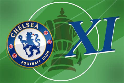 Chelsea XI vs Leicester City: Confirmed team news ...