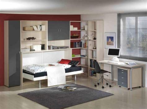 meuble pour chambre ado décoration chambre adolescent garcon