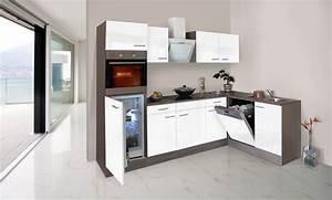 Küchenzeile L Form : respekta economy l form winkel k che k chenzeile eiche york weiss 280x172cm ebay ~ Bigdaddyawards.com Haus und Dekorationen