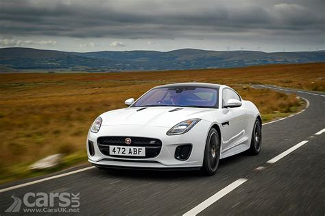 Jaguar F-type Chequered Flag Marks 70 Years Of Jaguar