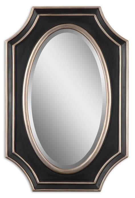 uttermost shapely decorative wall mirror by oj commerce 14447 195 80