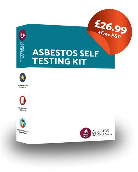 asbestos testing kits lowest cost   uk