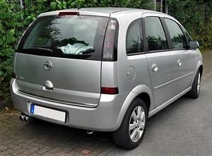 Opel Meriva 2009 : 2009 opel meriva partsopen ~ Medecine-chirurgie-esthetiques.com Avis de Voitures