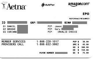 aetna dental phone number aetna insurance card