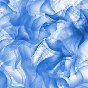 Blue smoke wallpaper - Abstract wallpapers - #1572