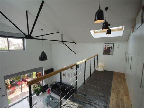chambre du vide 1 vide sur séjour pour plus de lumière dans la maison