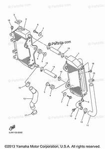 Yamaha Wr250f Diagram
