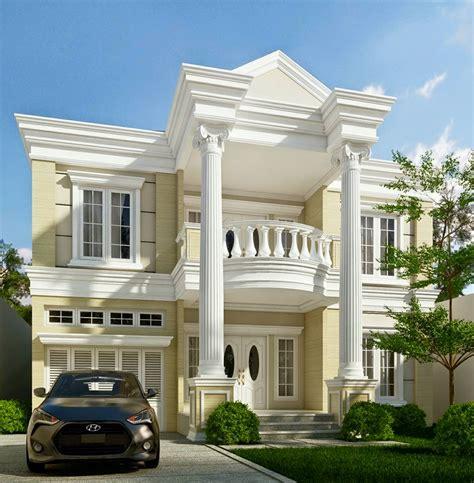 desain rumah minimalis  lantai klasik desain rumah