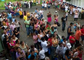 ... HOPE In the Field: Throngs of People Await Volunteers in Costa Rica Costa Rica