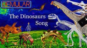 bemular the dinosaurs song version