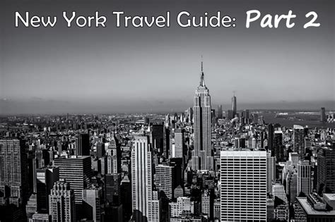 ny tourism bureau york travel guide part 2 budget and the bees