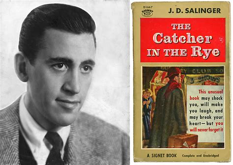 J. D. Salinger, Enigmatic Author Of 'the Catcher In The