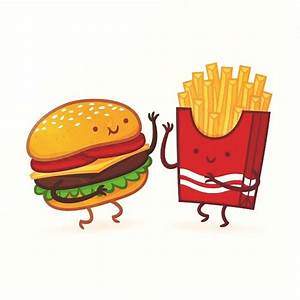 background, food, hamburger, kawaii, wallpaper, wallpapers ...