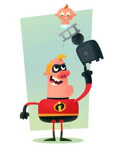 Incredibles Characters Jack