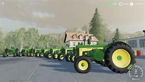 Css John Deere 80 Series Old V1 0 Tractor