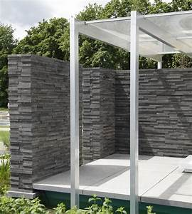Milchglas Für Balkon : sichtschutz garten glaswand gartenger te ~ Markanthonyermac.com Haus und Dekorationen