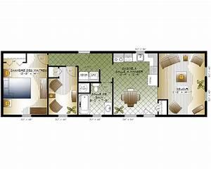 Plan Interieur Maison : 101 2 habitations mont carleton ~ Melissatoandfro.com Idées de Décoration