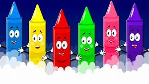 Crayons Color Song