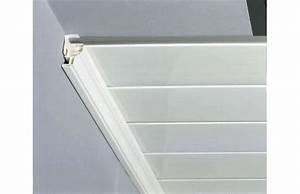 Fixation Lambris Pvc : fixation lambris plafond pose d 39 un plafond en lambris bois ~ Premium-room.com Idées de Décoration