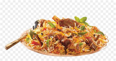 hyderabadi biryani indian cuisine roti raita biryani png