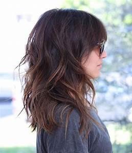 Coupes Cheveux Mi Longs 2018 : id e tendance coupe coiffure femme 2017 2018 top 60 coupes cheveux mi longs les plus ~ Melissatoandfro.com Idées de Décoration