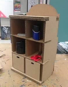 meuble en carton 60 idees que vous pouvez realiser vous With comment faire des meubles en carton