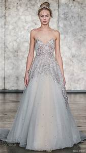 inbal dror fall 2018 new york bridal runway show wedding With wedding dresses nyc