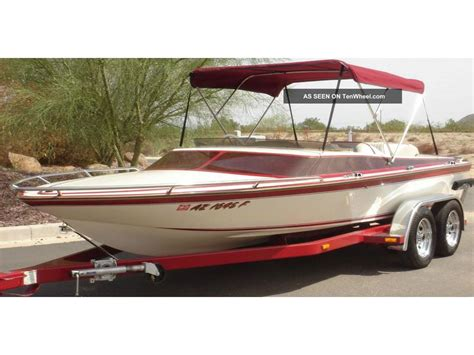 Vintage Boats For Sale California by 1981 Tarva Mini Day Cruiser Powerboat For Sale In California
