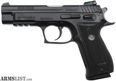 armslist  sale sar  acp black finish sarsilmaz