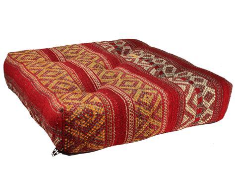accesoires cuisine coussin de sol kilim décoration d intérieur de