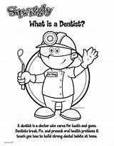 Dentist Sheet Activities Coloring Fun Sheets Stuff Dmd Tpn Corner Dentistry Dds Happy Children sketch template