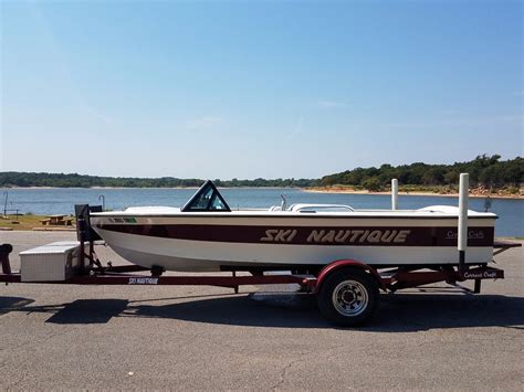 Used Ski Nautique Boats For Sale by Ski Nautique Correct Craft Ski Nautique 1981 For Sale For