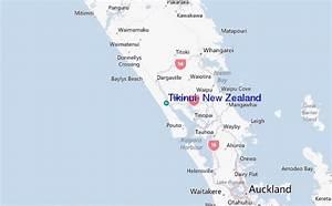 Tikinui New Zealand Tide Station Location Guide