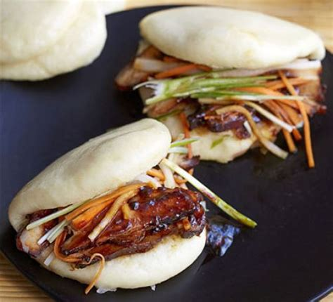 chignon cuisine steamed bao buns recipe food