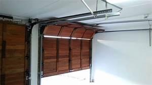 Divine Contemporary Wood Look Garage Doors For ~ loversiq