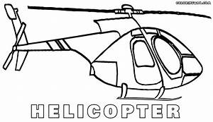 Helcopter Color Page Transportation Coloring Pages Plate Sheetprintable Picture Helicopter