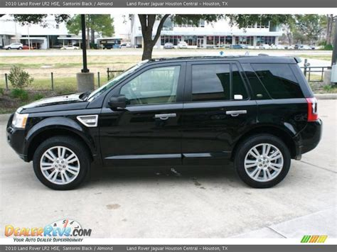 2010 Land Rover Lr2 Hse Santorini Black / Almond Photo #7