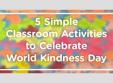 Random Acts of Kindness The Kindness Blog 5 Simple