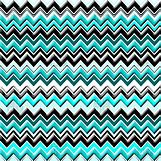 Teal And White Chevron Wall | 1500 x 1500 jpeg 914kB