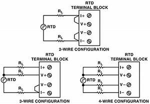 transducer sensor excitation and measurement techniques With above fig 2 a wiring diagram and a ladder diagram of a threewire